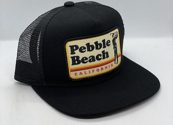 Pebble Beach Pocket Hat