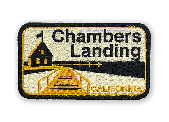 Chambers Landing Patch