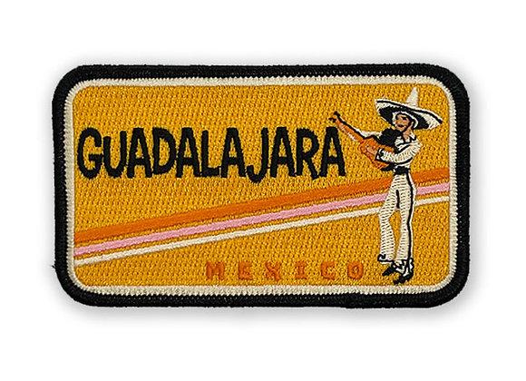 Guadalajara Mexico Patch