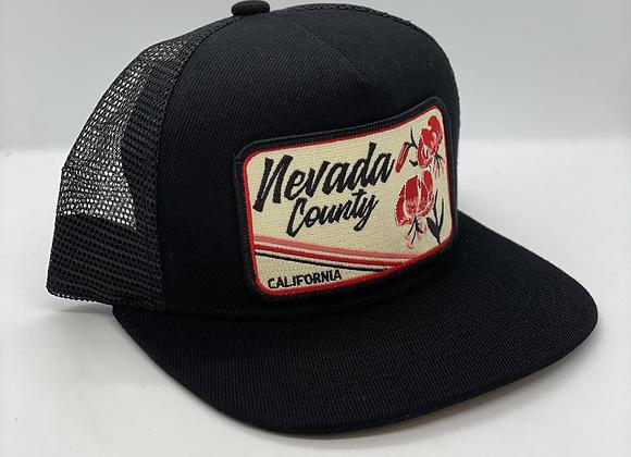 Nevada County Pocket Hat