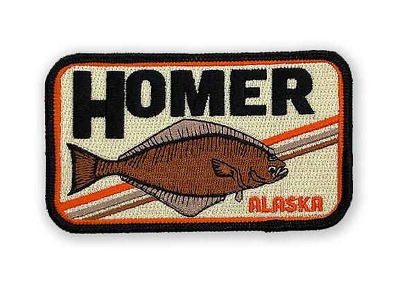 Homer Alaska Patch