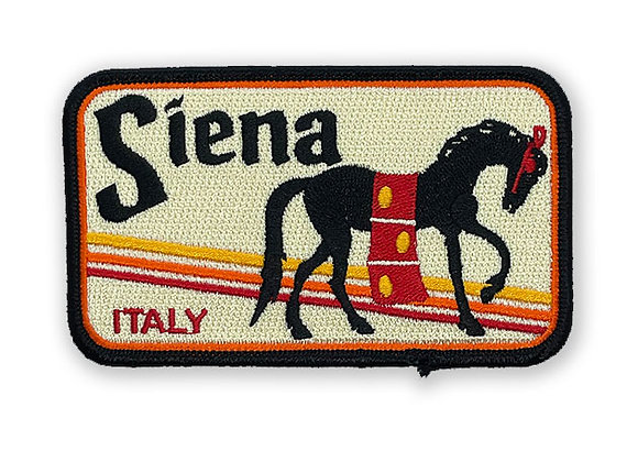 Siena Italy Patch