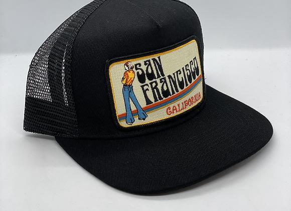 San Francisco Pocket Hat (Hippie)