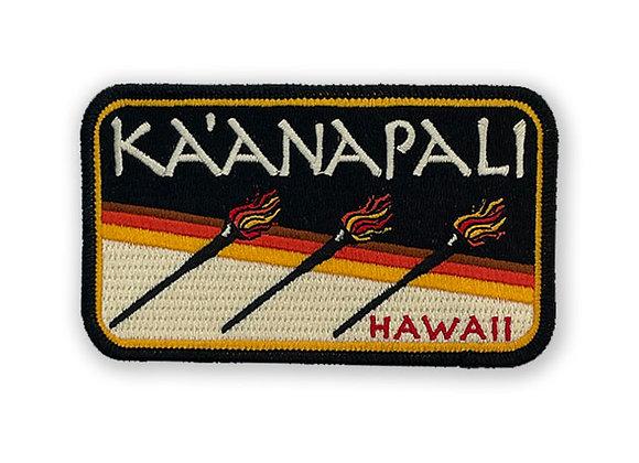 Ka'anapali Hawaii Patch