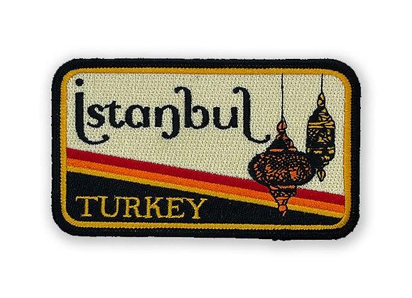 Istanbul Turkey Patch