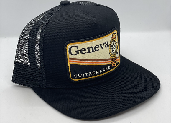 Geneva Switzerland Pocket Hat
