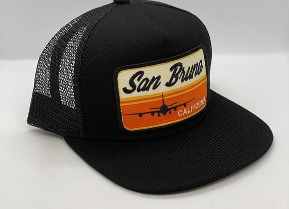 San Bruno Pocket Hat