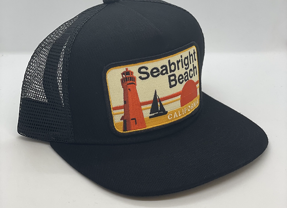 Seabright Beach Pocket Hat