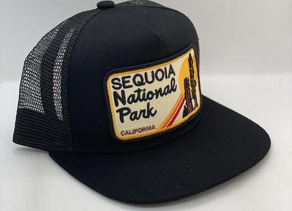 Sequoia National Park Pocket Hat