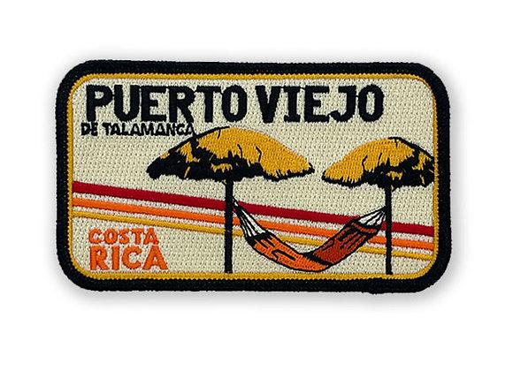 Puerto Viejo Costa Rica Patch