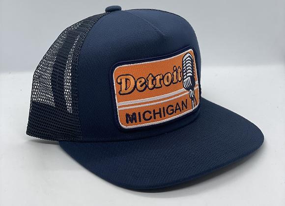Detroit Michigan Pocket Hat