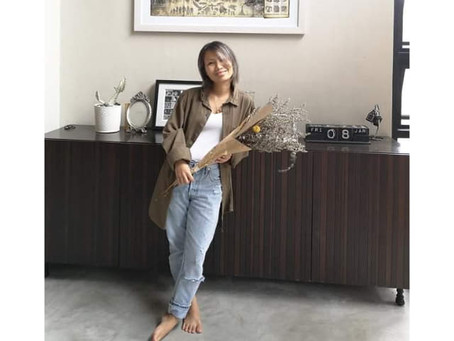 From Art Director to being a stay-at-home mother of four- Interview with Govinda Trazo