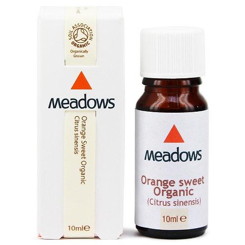 甜橙有機精油