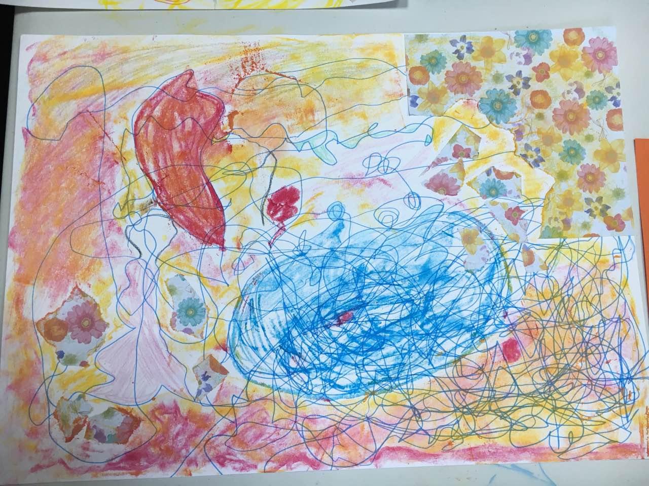 ocean of scribbles