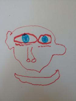 self portrait-自画像