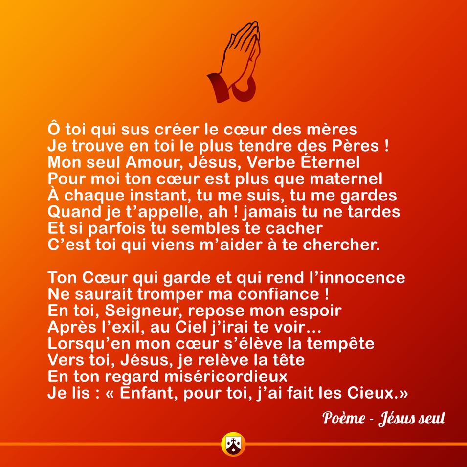HDC Sainte Thérèse de l'Enfant Jésus B 3