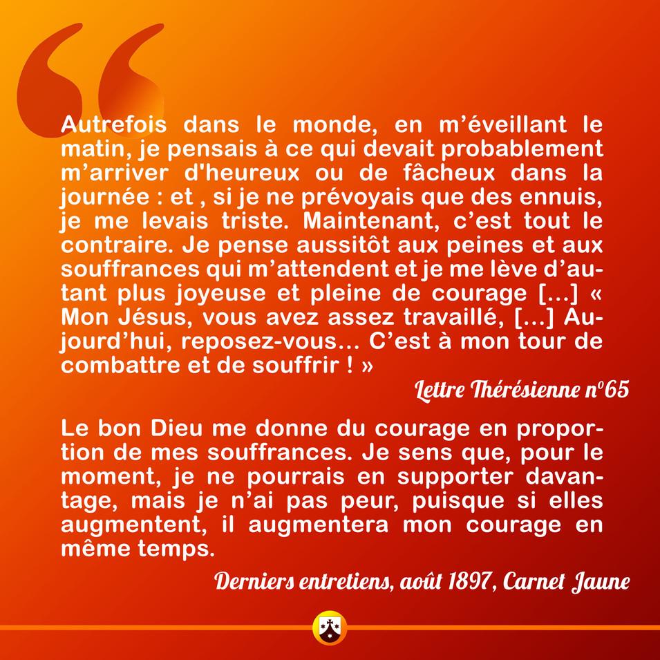 HDC Sainte Thérèse de l'Enfant Jésus A 3