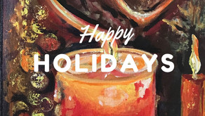 Happy and Healthy Holidays!!