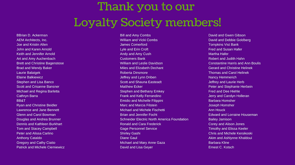 Copy of Loyalty Society list for website