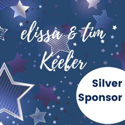 Silver Sponsor - Elissa & Tim Keeler