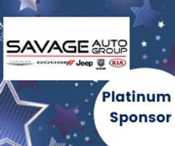 Platinum Sponsor - Savage Auto Group