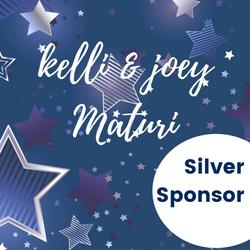 Silver Sponsor - Kelli & Joey Maturi