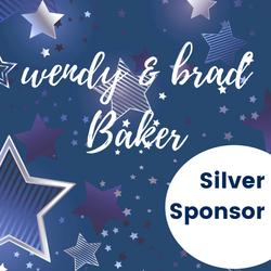 Silver Sponsor - Wendy & Brad Baker