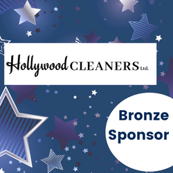 Bronze Sponsor - Hollywood Cleaners