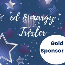 Gold Sponsor - Margy & Ed Trexler