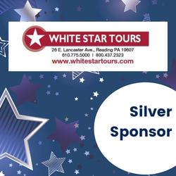 Silver Sponsor - White Star Tours