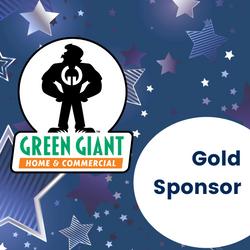 Gold Sponsor - Green Giant Home & Commercial