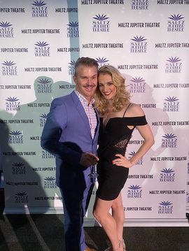 Opening Night Cast Party with Denis Jones
