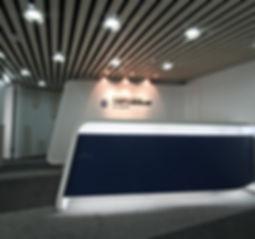 【辦公空間】2008-美商Westinghouse西屋電器公司台北辦公室- (1