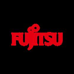 Fujitsu日商富士通LOGO