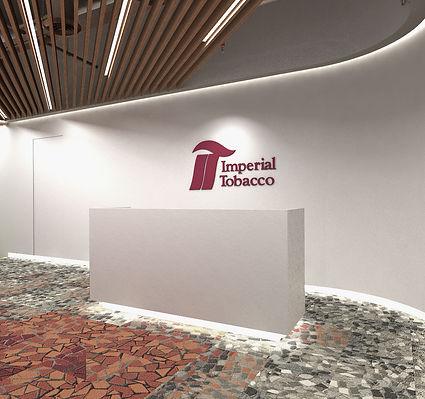【辦公空間】2018-英商Imperial Tobacco帝國菸草台北辦公室-0