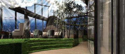 空中花園 餐廳
