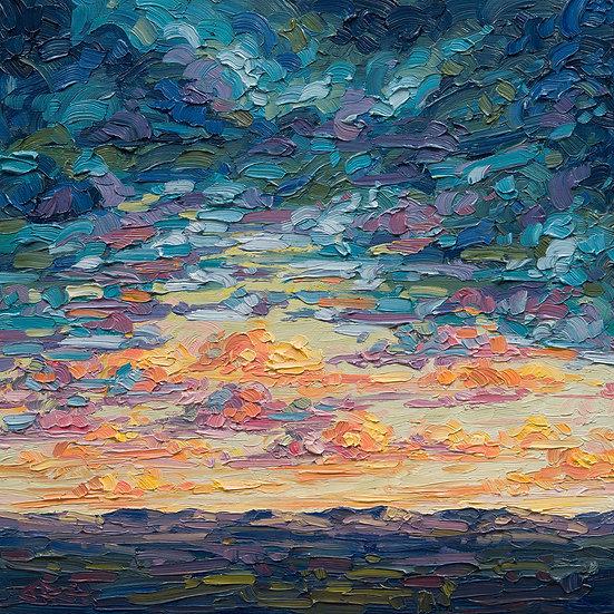 Golden Sky II