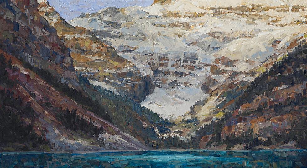 Louise Glaciers