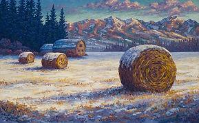 Winter Morning In The Foothills Web.jpg