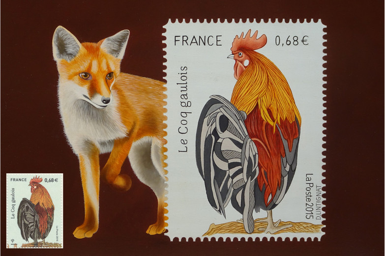Coq Gaulois