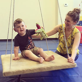 occupatonal therapy, sensory integration