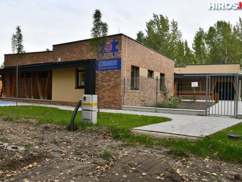 Befejeződött Kecskeméten az új nappali ellátást biztosító telephely kialakítása Homokbányán