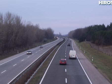 Nőtt az M5-ös autópálya kihasználtsága