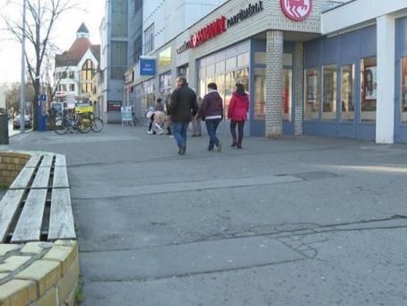 Tavasszal kezdődik a Centrum áruház környékének felújítása