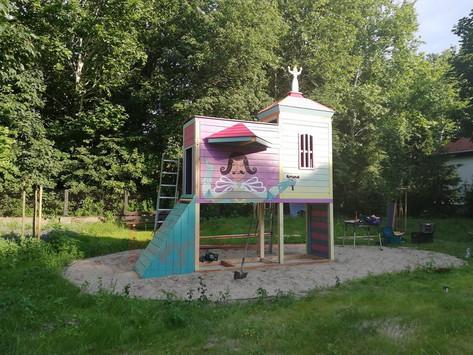 Népmese játszóteret avatnak szerdán a Hunyadivárosban
