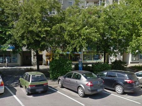 Megkezdődik a Dobó körút gyalogos felület és zöldfelület felújításának II. üteme