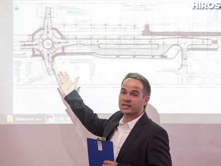 A Margaréta buszforduló projekt, avagy mit kell tudni a Nyíri út arborétum felőli végének munkálatai