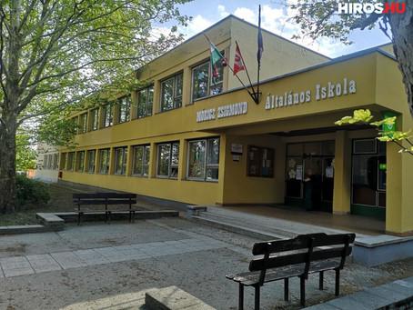 Energetikailag korszerűsítik a Móricz Zsigmond Általános Iskolát