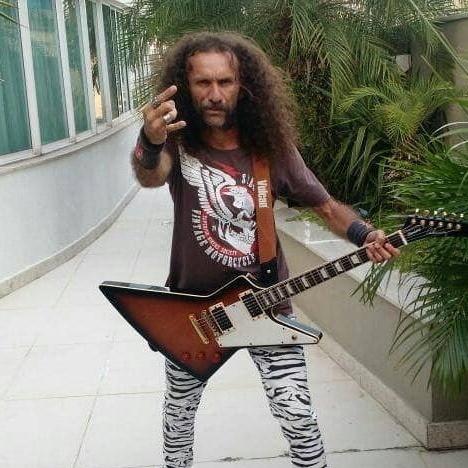 Marcelo Kalunga a voz do rock