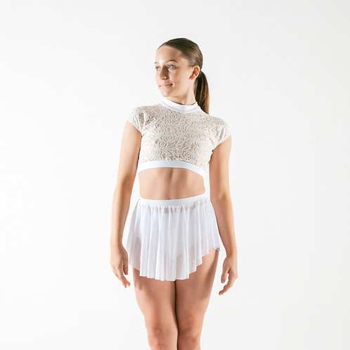 White Lace Lyrical Set
